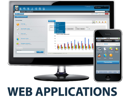 web applications mobile applications responsive design