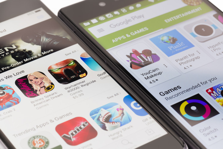 how to create a mobile app in App Store & Google Play
