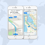 web mapping - apple versus google